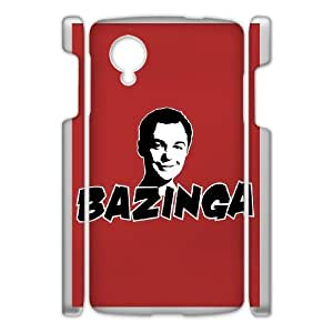 Generic Case Bazinga For Google Nexus 5 Q2A9517253
