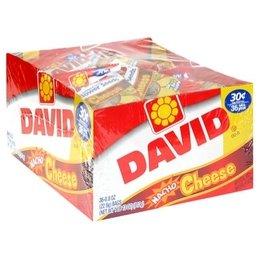 David Sunflower Seeds 36-Bags Nacho from David Sunflower