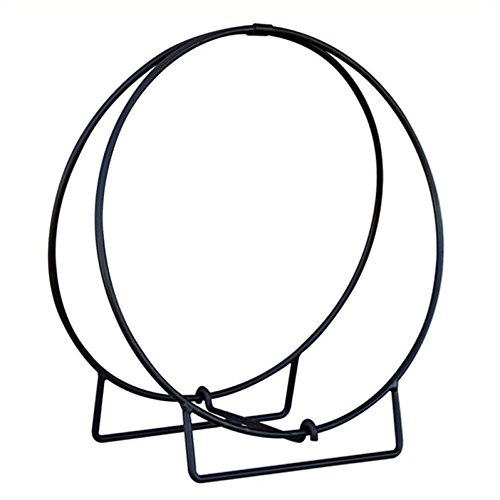 Diameter Hoop Log - Pemberly Row Black 36