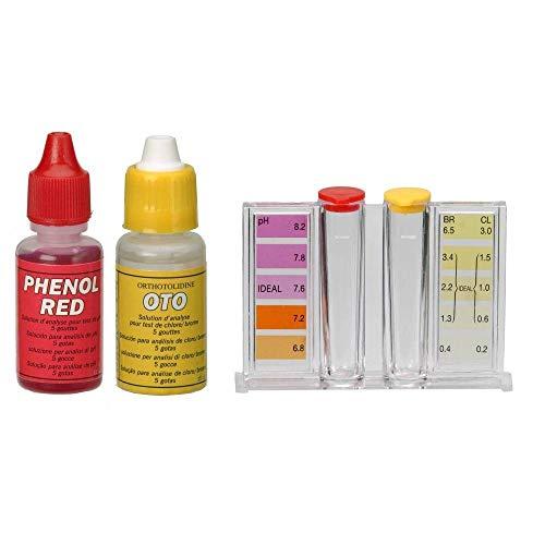 🥇 Gre 40060 – Analizador Cloro/bromo + pH