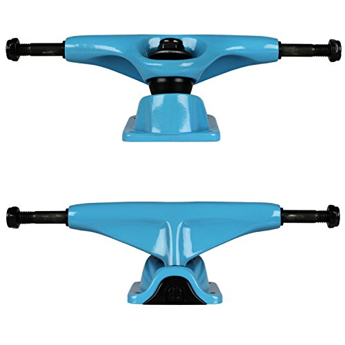 Tensor Skateboard Trucks MAGNESIUM SLIDER BLUE 5.0 (Pair) 7.63