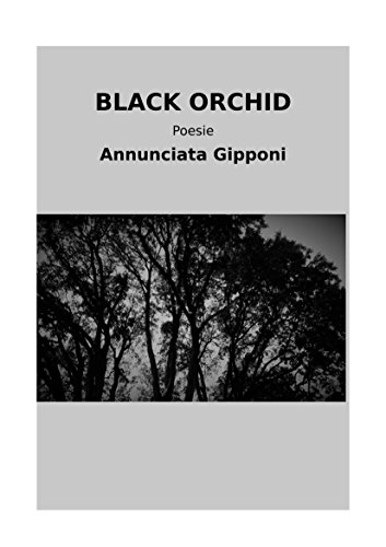 Black Orchid (Italian Edition)