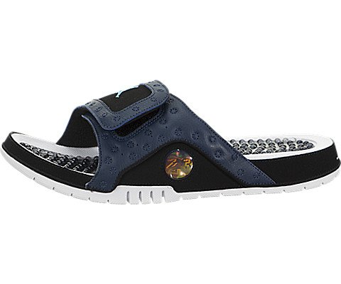 517137551 Jordan Hydro XIII Retro Men s Sandals Midnight Navy University ...