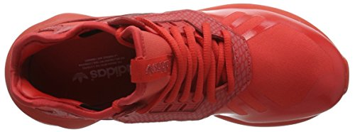 Femme Red Hautes White lush Tubular ftwr Sneakers Red Red lush Adidas IwqtPBc