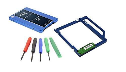 OWC SSD Data Doubler Kit, OWC Electra 500GB 3G SSD, Mounting Solution, and Installation Toolkit by OWC