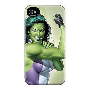 CaroleSignorile Cases Covers For Iphone 6 - Retailer Packaging She Hulk I4 Protective Cases wangjiang maoyi