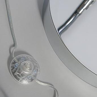 Oblungo Max Acciaio 1 x 60 QAZQA Lampada da terra arco Arc Metallo Classico
