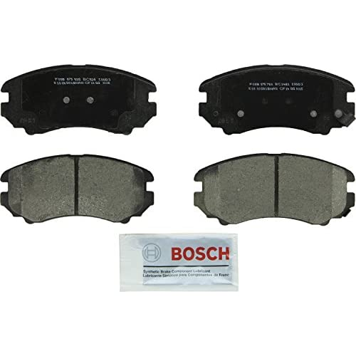 New Bosch BC1421 QuietCast Premium Ceramic Front Disc Brake Pad Set supplier