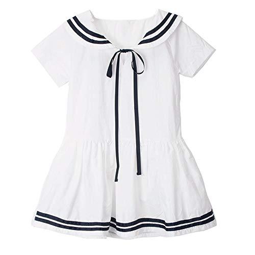 619f8b3b0406d 女の子 純色 長袖 半袖 ワンピース プ リンセスドレス プリーツスカート ロンドン風 学院風 蝶結