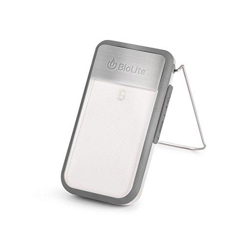 BioLite PowerLight Mini Wearable Light and Power Bank, Grey
