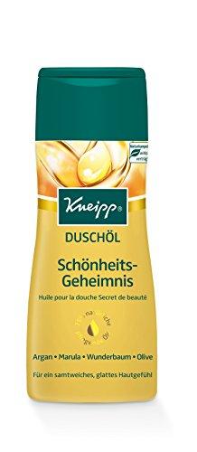Kneipp Duschöl Schönheitsgeheimnis 200 ml, 2er Pack (2 x 200 ml)