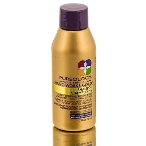 [Pureology Nano Works Shampoo Shampooing - 1.7 oz / travel size] (Pureology Extra Gentle Shampoo)