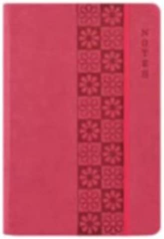 A5 Or Pocket Soft Touch Executive Easynote Red Flower/'s Notebook Ruled Lined