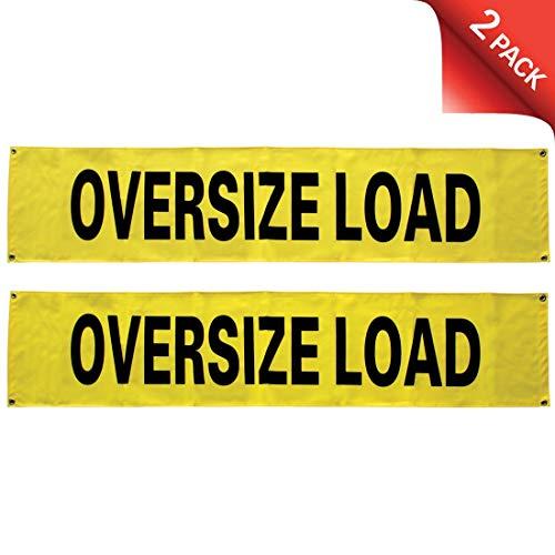 Oversized Load Banner 12
