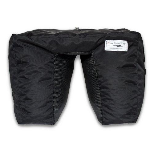 Apex 898159002224 Low Profile Bean Bag (Black)