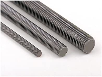 1 meter lengths Pack Size 1 M8 studding A2 Stainless steel