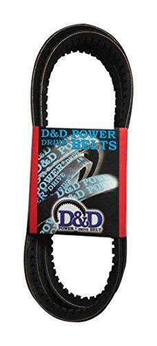 Ax D/&D PowerDrive 108651 Dodge Replacement Belt 1 -Band 50 Length Rubber 50 Length OffRoad Belts