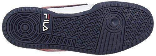 Venta Barata De Compras En Línea Fila Uomo Scarpe/Sneaker Heritage T1 Mid Bianco 42.5 Vendible Éxito De Ventas Aclaramiento Gran Venta Barata Tienda De Descuento Para Xn3Pmm