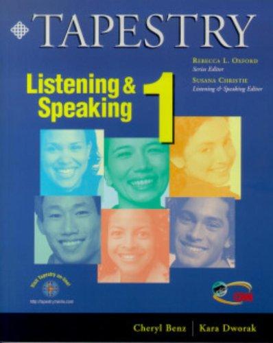 Tapestry Listening & Speaking 1