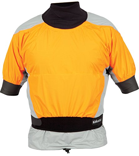 Kokatat Jacket Paddling (Kokatat Hydrus Blast Paddling Jacket-Orange-L)