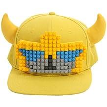 BRICKY BLOCKS Transformers - Bumblebee Hat by Elope