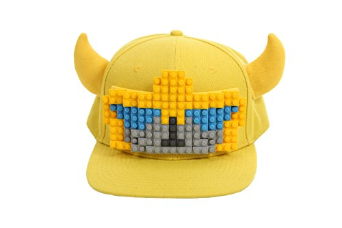 Bumble Bee Transform Costume (BRICKY BLOCKS Transformers  - Bumblebee Hat by Elope)