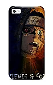 2273099K92609896 New Cute Funny High Res Narutos Case Cover/ Iphone 5c Case Cover