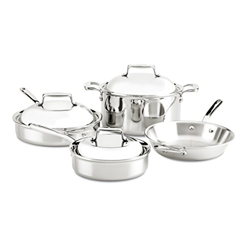 all clad 7 piece cookware - 4