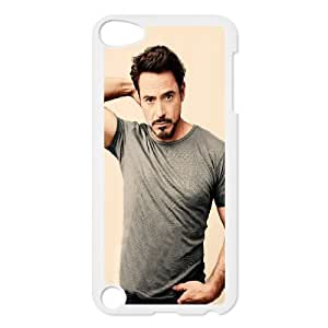 QWSPY Robert Downey Jr Phone Case For Ipod Touch 5