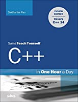 Sams Teach Yourself C++ in One Hour a Day, 8th Edition Front Cover