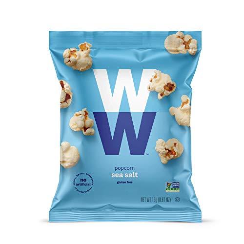 chocolate and sea salt popcorn - 2