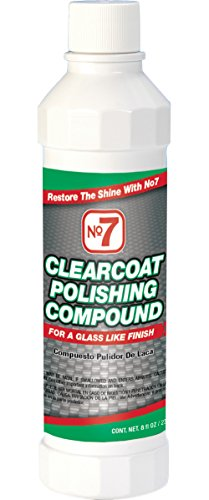 - Niteo Products 06610-EACH Single No7 Clear Coat Polishing Compound