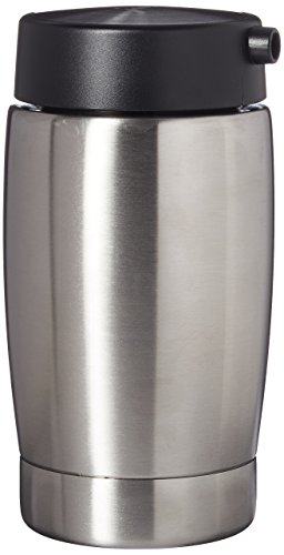 Capresso Super Automatic Coffee Maker - Jura 68166 14-Ounce Stainless Milk Container with Lid