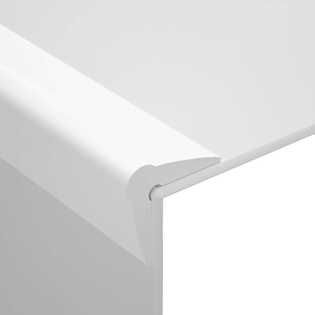 protectores de esquina a prueba de beb/és muebles y esquinas afiladas,12 pcs gel adhesivo de alta resistencia para evitar lesiones en la cabeza de los ni/ños Protectores de esquinas transparentes