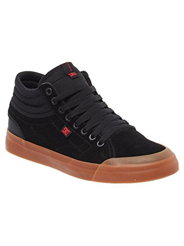 Zapatos Dc Evan Smith Evan Smith Core Skate Series Negro-Gum Super Ante (Eu 42 / Us 9 , Negro)