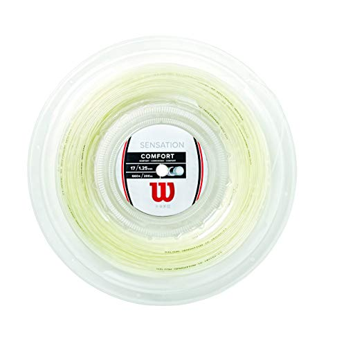 Wilson Sensation 660-Feet Reel, Natural, 17 ()
