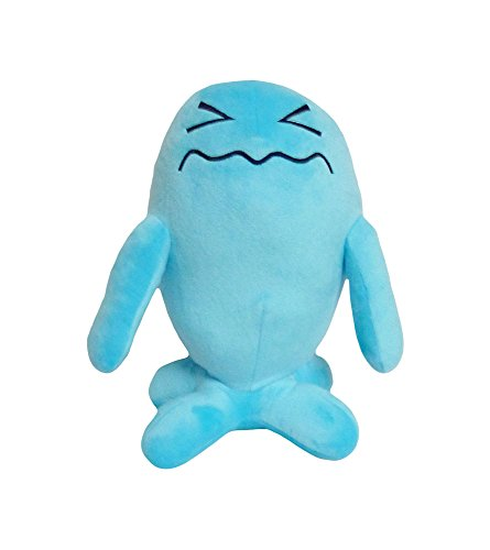 Pokemon: 12-inch Psychic Blue Wobbuffet Plush Toy Doll (Jessie From Team Rocket)