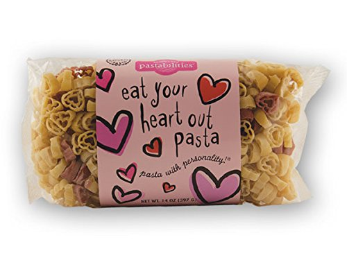 Eat Your Heart Out Pasta (Pack of 4)
