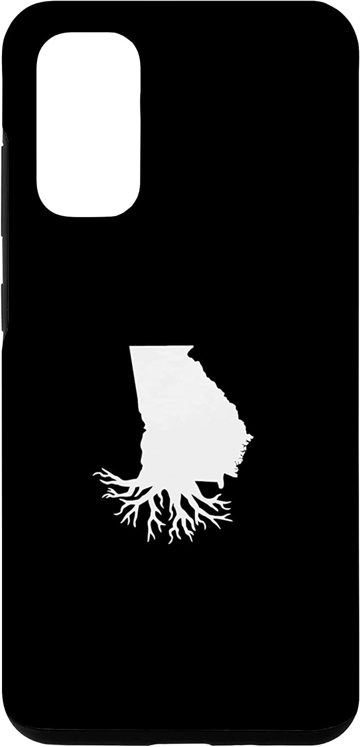 Galaxy S20 Vintage Home Grown Georgia State Roots Hometown Case
