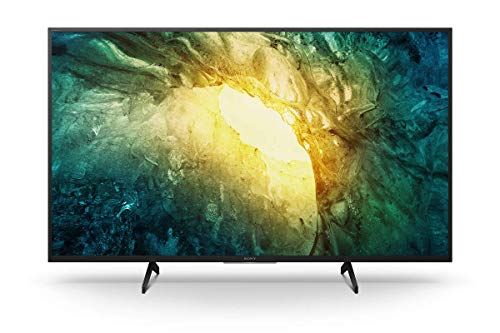 Sony BRAVIA 49 inch X75H LED 4K HDR Ultra HD Smart Android TV, Netflix Button and Google Assistant Voice Search KD-49X7500H