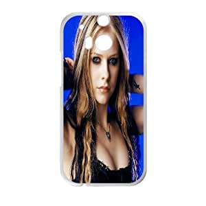 Custom Case Avril Lavigne For HTC One M8 Y8J9Q2216