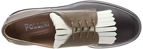 Derbys Multicolore W Femme Pollini shoe E7UBR1qUv