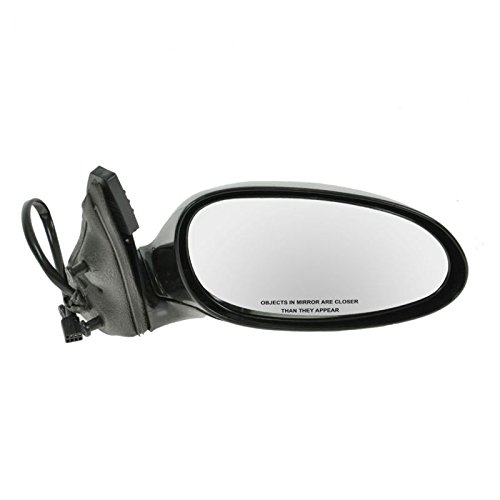 (Power Door Mirror Right Passenger Side for 97-05 Buick Century)