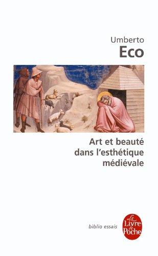 Art et beauté dans lesthétique médiévale