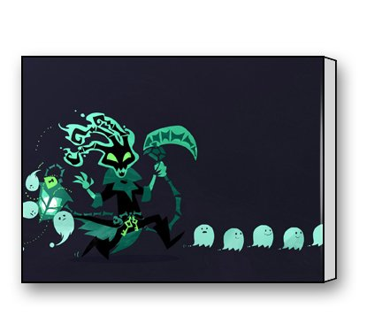 Thresh League Of Legends Canvas Prints for Modern Wall Art for Home ...