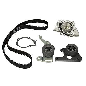 Hepu PK08360 Bomba de agua + kit correa distribución: Amazon.es: Coche y moto