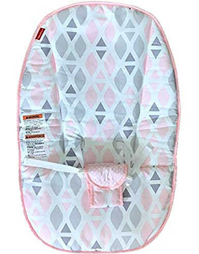 Replacement Seat Pad/Cushion/Cover for Fisher-Price Bouncer (DTG95)