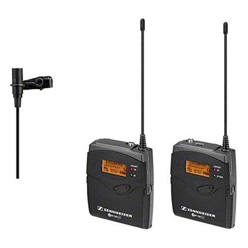 Sennheiser EW112PG3-A1 Camera-Mount Wireless Microphone Syst