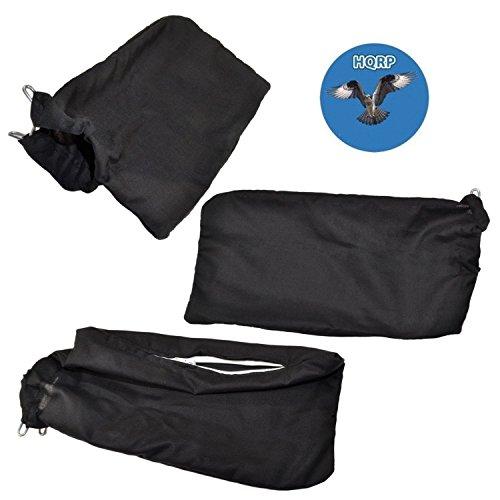 HQRP Dust Bag (3-pack) for Hitachi C8FB C8FB2 C8FS C8FSC C8FSE C8FSHE...