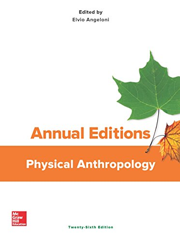 annual-editions-physical-anthropology-26-e
